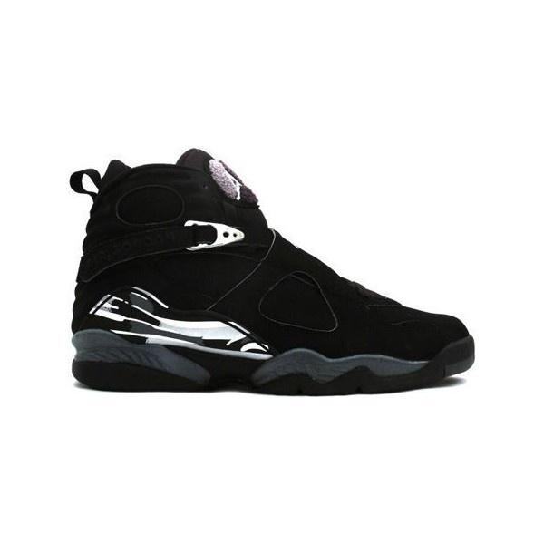 Cheap Buy Nike Air Jordan 8 Phat Retro Black And Chrome Shoes Online  Shopping Store