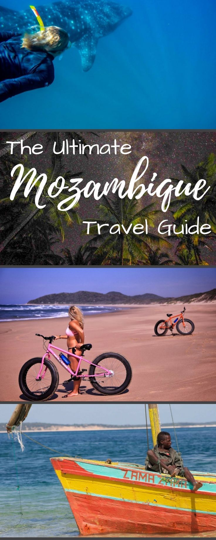 All you need to know about travel in Mozambique and other Africa travel. What the culture, food, beaches, people, and even a few resorts in Mozambique.