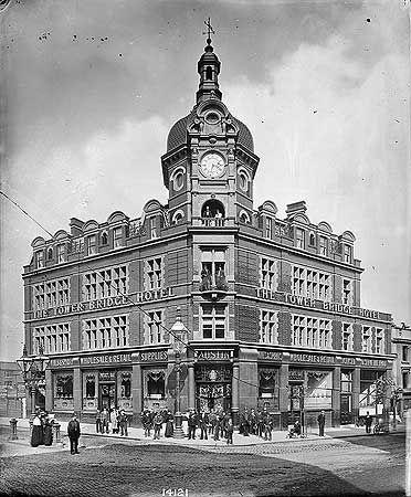 Tower Bridge Hotel, 196-198 Tower Bridge Road, Bermondsey, Jun 1897
