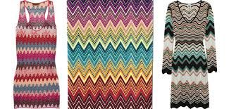 #Missoni #StylisticIdentity #Zigzag