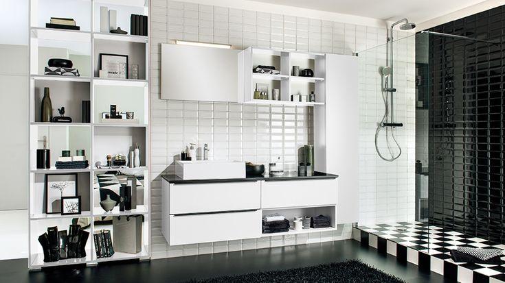 15 best salle de bain images on Pinterest Bathroom, Bathroom ideas