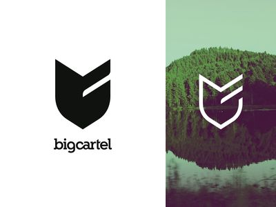 Big Cartel Fletching logo. Loving the shield design. // repinned by www.boksteen.de