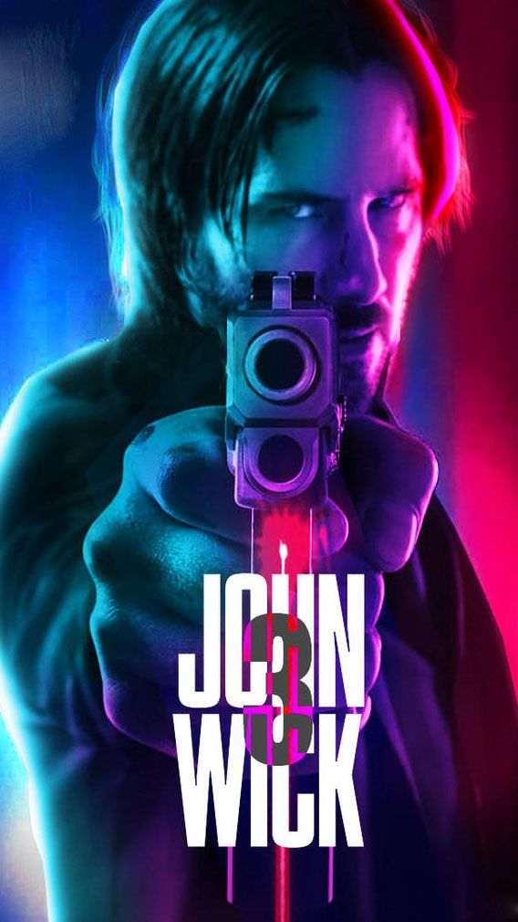 John Wick 3 Poster Iphone Wallpaper Iphone Wallpapers Iphone Wallpaper John Wick John Wick Movie