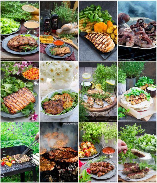 Przepisy na grilla - Gotuję, bo lubię