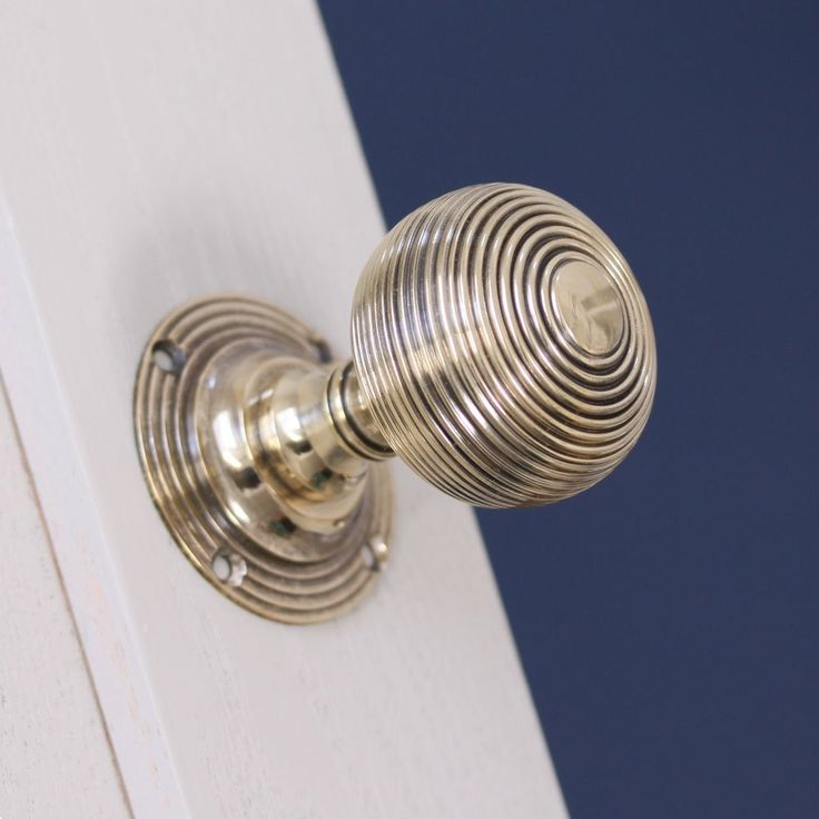 Beehive Door Knobs   Empire   Pair Http://www.priorsrec.co