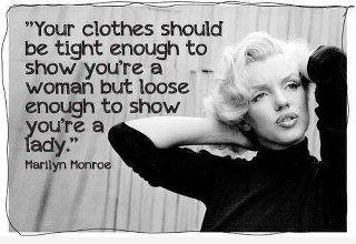 Like: Sayings, Marilyn Monroe, Fashion, Inspiration, Style, Quotes, Marilynmonroe