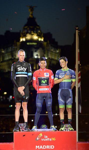 The 71st edition of 'La Vuelta' Tour of Spain, a 104.8km route Las Rozas to…