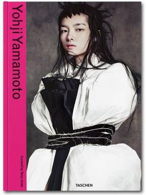 Yohji Yamamoto - designer monographs curated by Terry Jones. At Epsom Public Library - Art book resources http://www.surreycc.gov.uk/libraries/artandcollectingresources