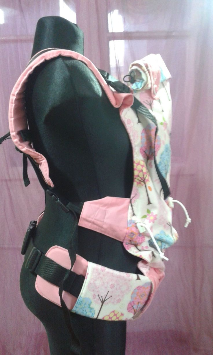 Soft structured carrier, adjustable, baby wearing, ssc, simple structured carrier by BabamBabywearing on Etsy