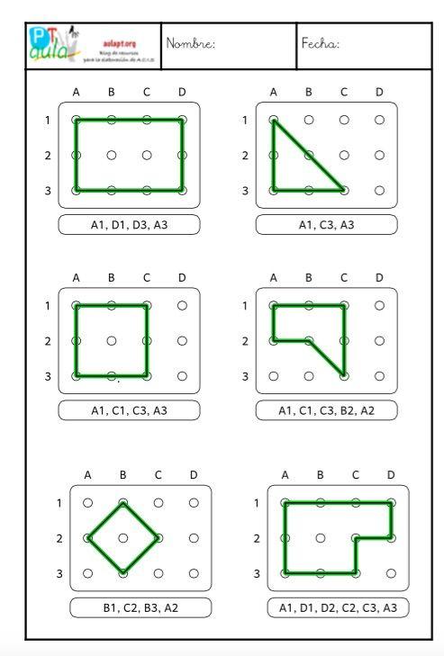Sencilla cuaderno de iniciación de coordenadas en un plano. El alumno tendrá que dibujar las coordenadas que se le proponen en cada uno de los cuadros y crear un dibujo. Incluye solución.            ¿Qué hay dibujado? Coordenadas cartesianas  Relacionado
