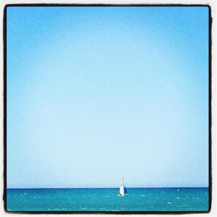 Sea at Bibbona Toscane