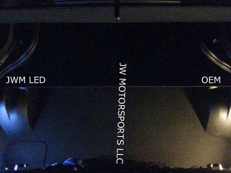 C7 Corvette Trunk/Rear Compartment LED Bulbs (set of 2)