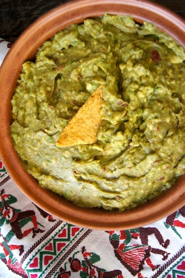 Smoky Lemon Chipotle Guacamole Recipe – weekend recipes