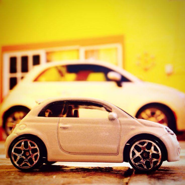 Hot wheels fiat 500 | Fiat 500 | Pinterest | Fiat 500, Fiat and Hot wheels