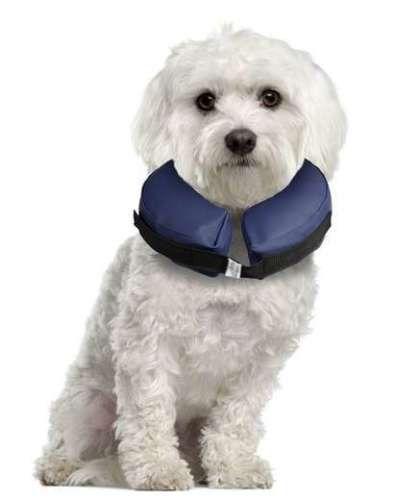 Aufblasbarer-Halskragen-Schutzkraken-fuer-Hunde-Katzen-statt-Trichter-Halskrause
