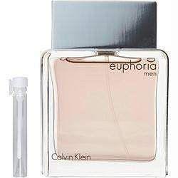 Euphoria Men By Calvin Klein Edt .04 Oz Vial