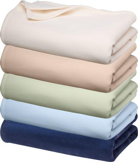 Classic Vellux Blanket