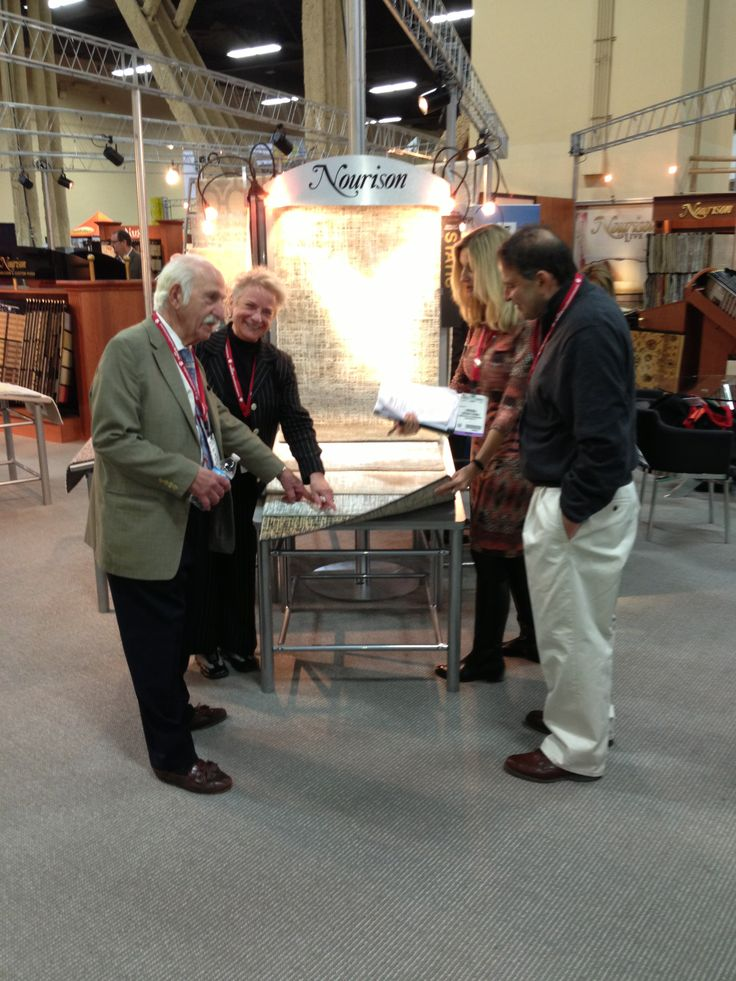 Success At SURFACES! SURFACES, The Largest U.S. Floor Covering Event, Is  Held Annually