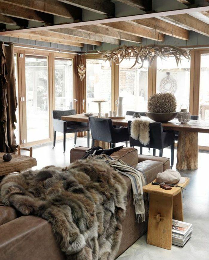 les 25 meilleures id es de la cat gorie plaid fourrure sur. Black Bedroom Furniture Sets. Home Design Ideas