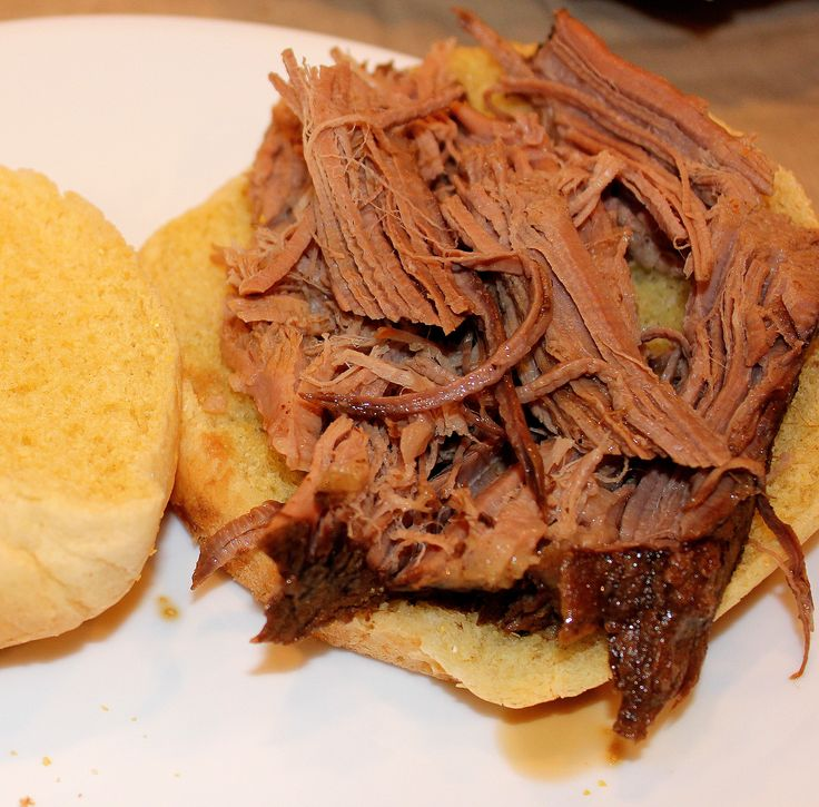 Oven Beef Brisket - i heart eating