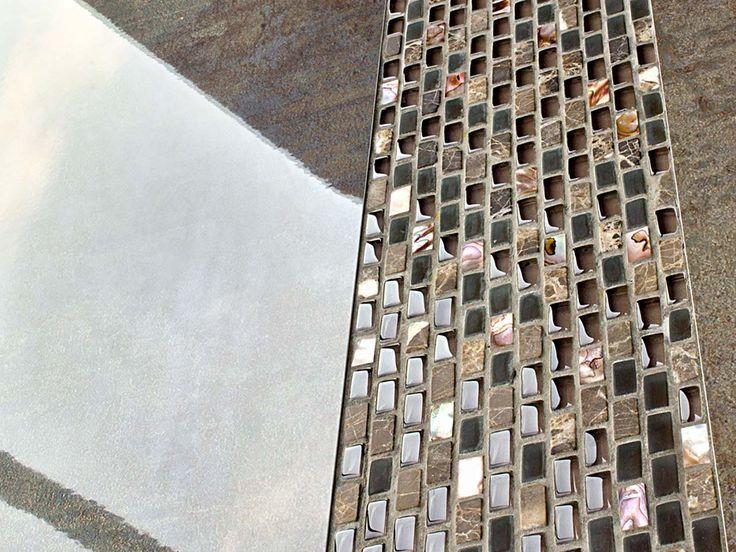 Mosaic Treasures Bronze Emperador (1,2x2) 29,8x30,6 cm
