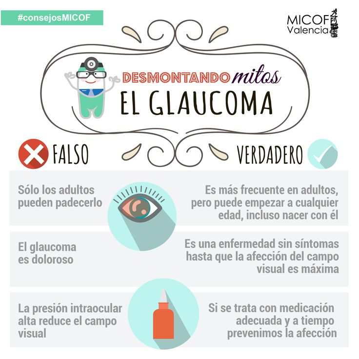 #glaucoma #micof #desmontandomitosmicof #vista #visión