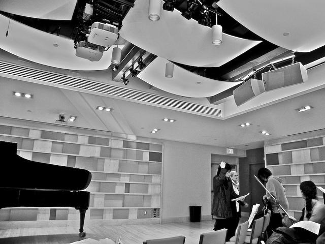 Pierce Hall New England Conservatory