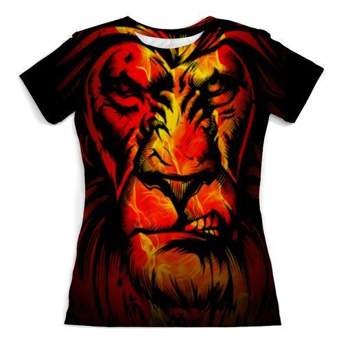 ЛЕВ ЖЁСТКИЙ, НО СПРАВЕДЛИВЫЙ  ЦАРЬ ! КРАСОЧНЫЙ PRINT ДЛЯ ТОГО КТО УВАЖАЕТ ЭТОГО СИЛЬНОГО ХИЩНИКА!!! #lion #царь #хищник#яркийстиль #принт #ФУТБОЛКА