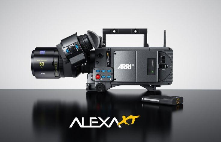 A Review of the ARRI Alexa XT professional production camera -