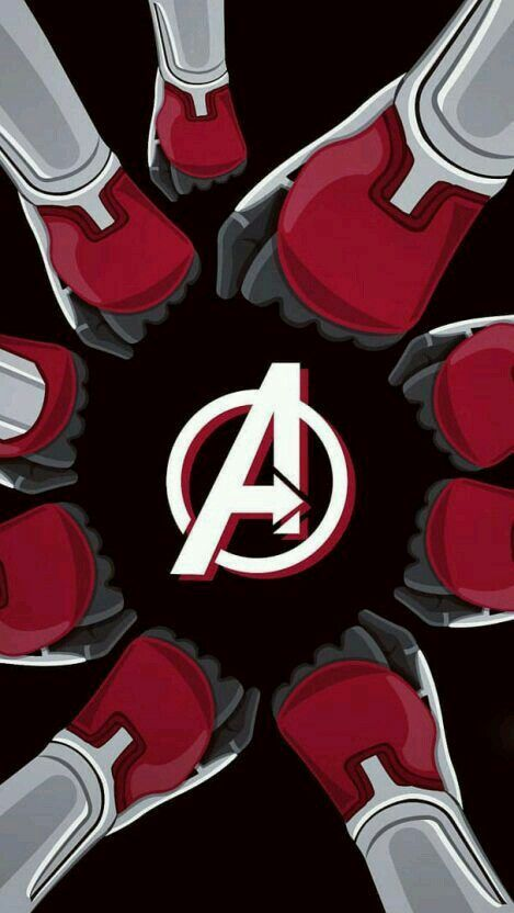 Avengers assemble from avengers end game wallpaper background
