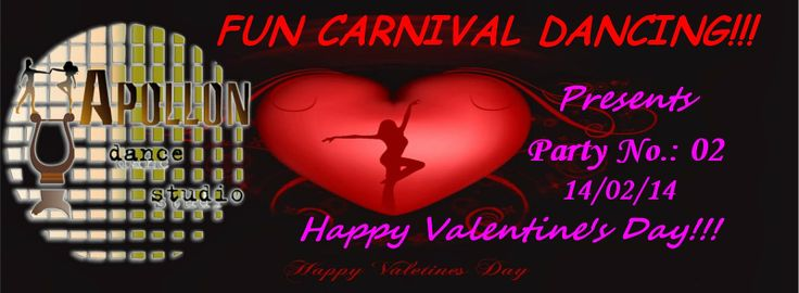 Apollon dance studio...: Happy Valentine's Day!!!