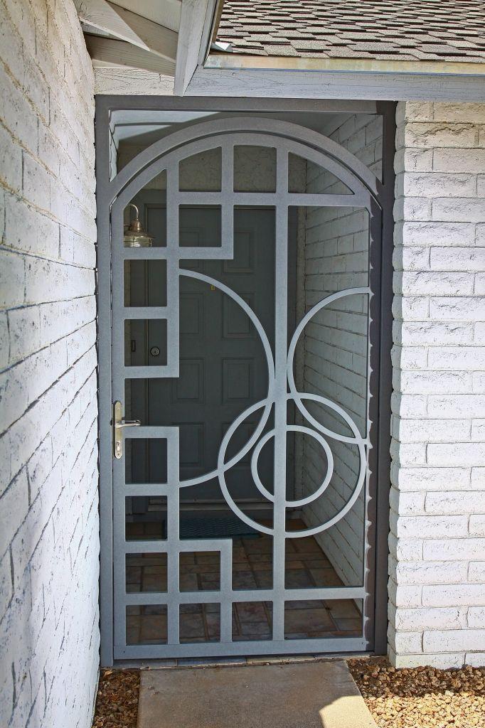 Art Nouveau door. Love it.