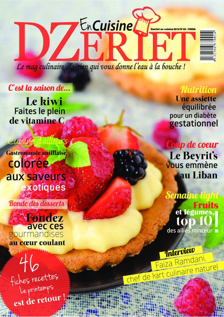 Dzeriet En Cuisine (Fr) N°42 - Kioscom