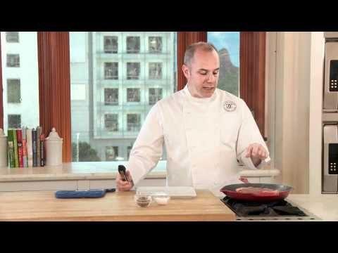 how to cook pork loin steaks in frying pan