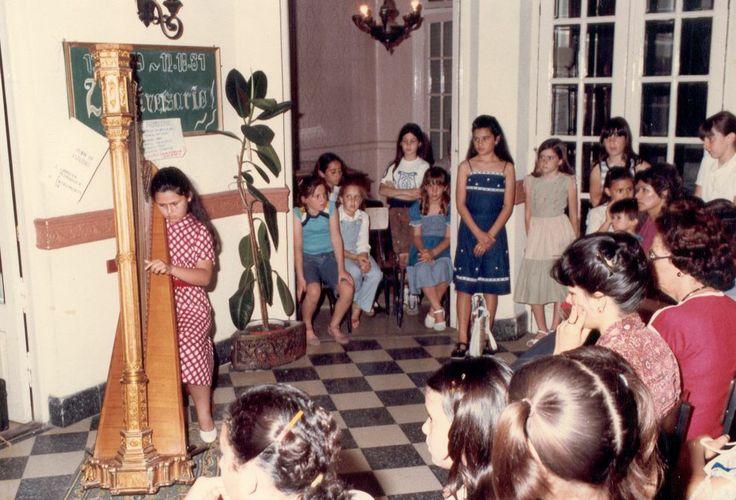 Hace mucho en Concepción del Uruguay, una de mis primeras audiciones 1980