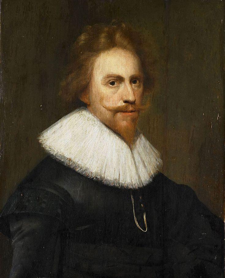 Autoportrait de Wybrand-Simonsz de Geest, 1629