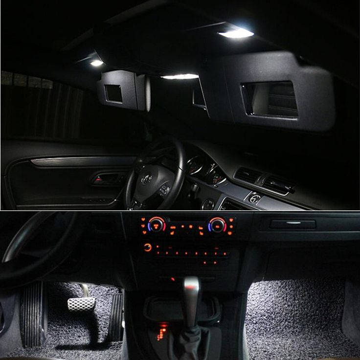 16.31$  Buy here - http://alisui.shopchina.info/go.php?t=32611829084 - 12v 11pcs Canbus For Volkswagen VW Passat B6 LED Interior Dome Map Light Kit Package 2006-2010 Car Styling  #buymethat