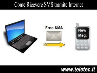 3 Servizi Online per Ricevere Gratis SMS tramite Internet