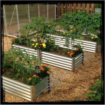 Sendero Metal Garden Beds - MetalGardenBeds.Com