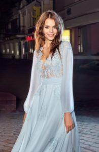 Die Leuchtende in der Nacht | Verinas Costume de Marriage