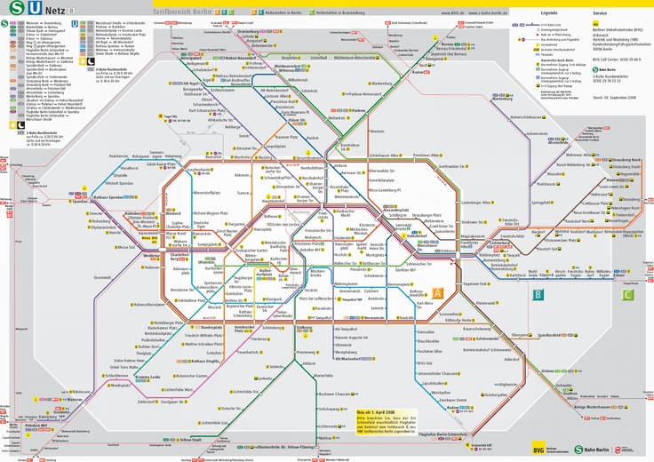 Berlin offers a sophisticated and comprehensive public transportation system that is almost incomparable to other cities. It is easy to use and you can get almost anywhere in the city, 24 hours a day. At night there are numerous night buses and trains at your service.