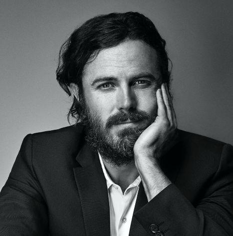 Casey Affleck Portrait 2017