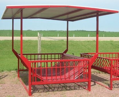 17 Best Images About Mobile Hay Feeder On Pinterest My