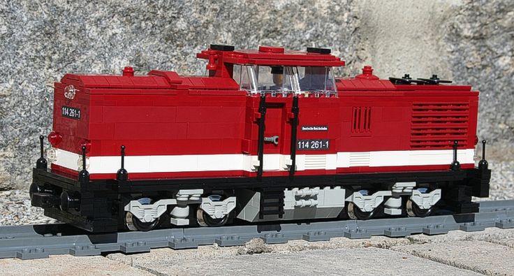 BR114 - Die umfangreiche Lego Bildergalerie