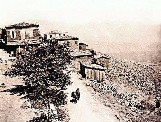bursa-Çekirge köy iken....