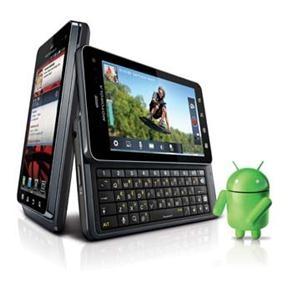 Celular Desbloqueado TIM Motorola Milestone 3 QWERTY c/ Câmera 8MP, Android 2.3, Touch ,GPS, 3G, Wi-Fi, Bluetooth, Rádio FM, MP3 e Fone de Ouvido