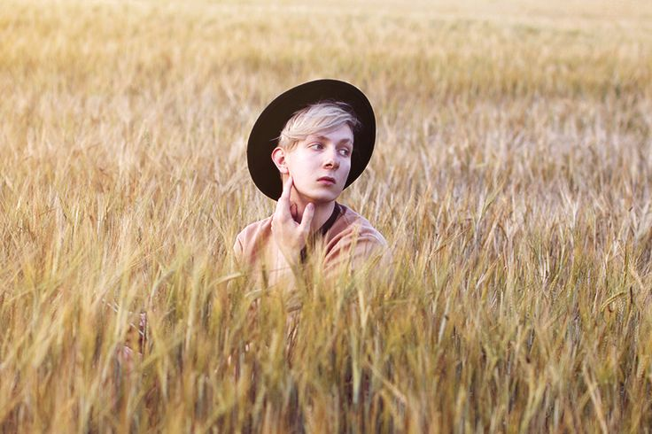 IN THE MIDDLE OF CORNFIELD | PHOTOGRAPHY: Jere Viinikainen