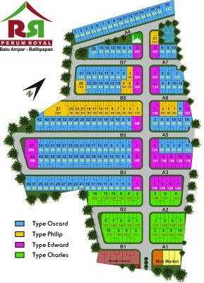 perumahan royal residence - batu ampar - Balikpapan