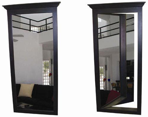 1000 Ideas About Mirror Door On Pinterest Cabinets For