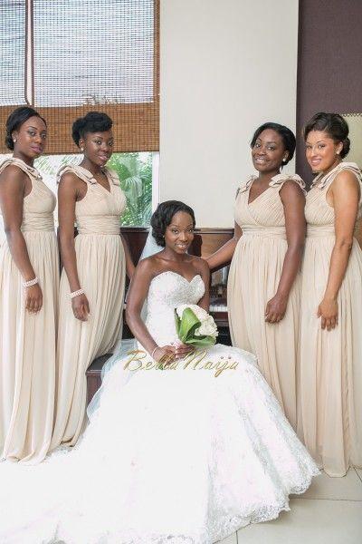 Neutral bridesmaids | BellaNaija Weddings - Adelaide Desmond - Outdoor Accra 0wedding_day_ghana_photography_by_abi (17)